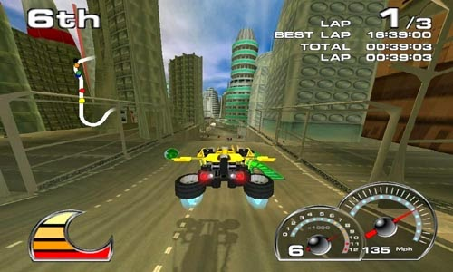 Free Download Drome Racers PC Game
