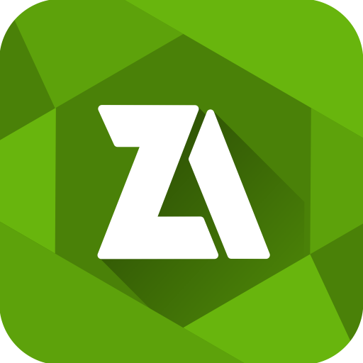 Logo ZArchiver Android
