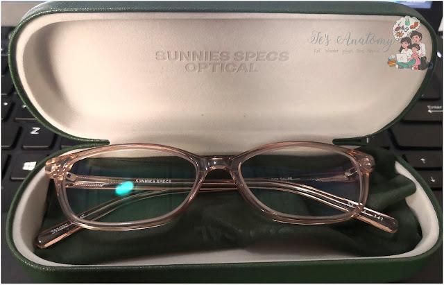 Sunnies Specs Optical Elise Rose Taupe