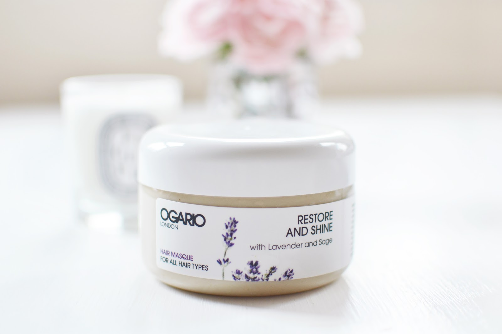 ogario London hair masque