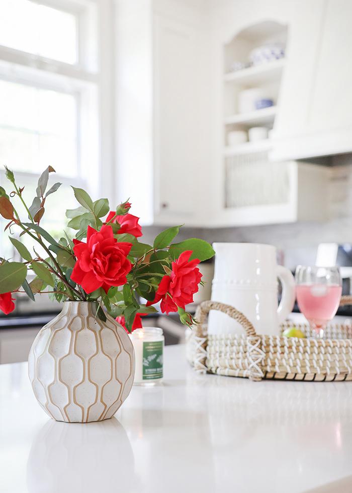 kitchen island for summer