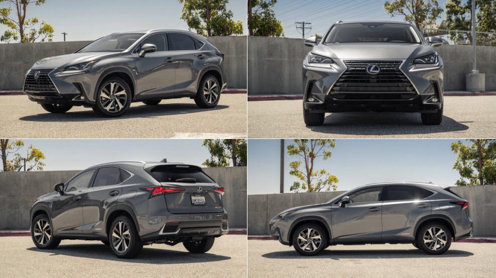 Đánh giá Lexus NX 300h 2020 - dấu hiệu của tuổi già