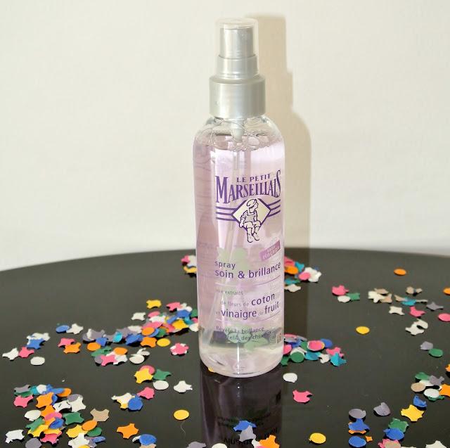 Spray soin   brillance - Le Petit Marseillais 4c9a80ce20bd