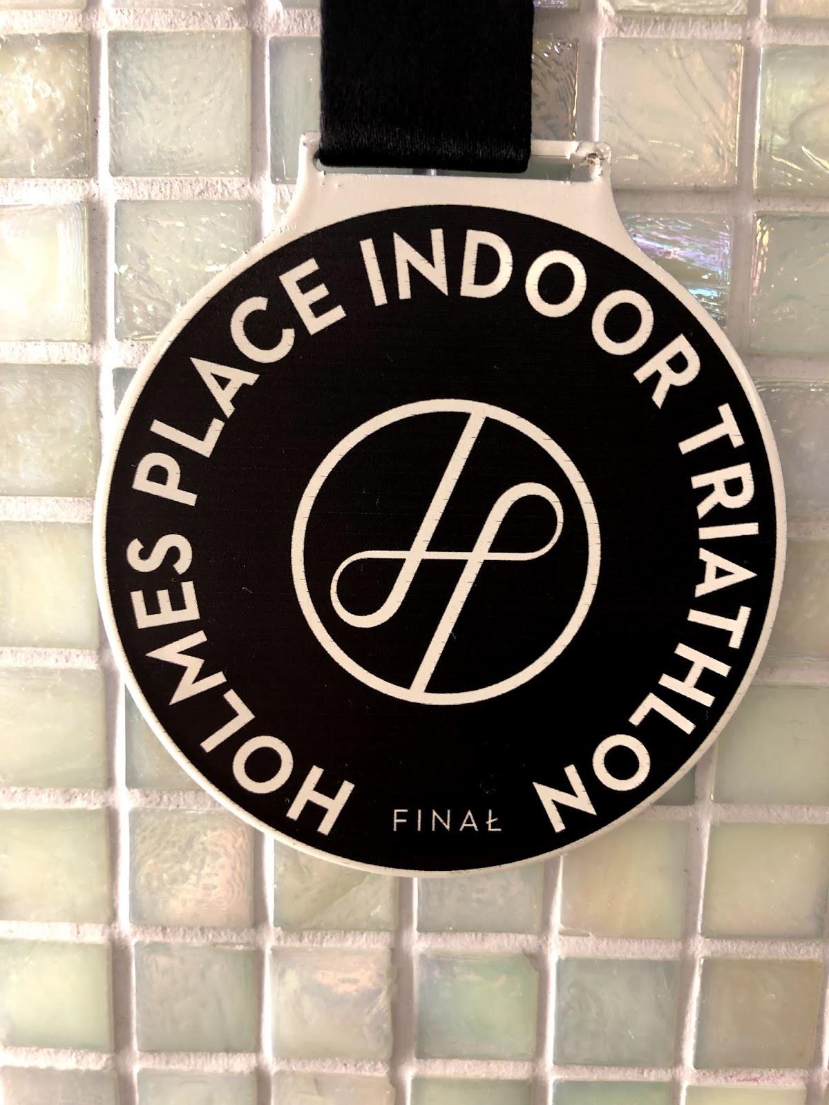 Nagroda specjalna – Indoor Triathlon w Hiltonie