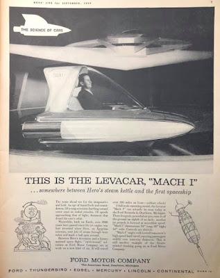 Ford Levacar Mach I