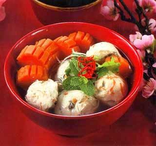 Resep Sup Bakso Kembang Tahu