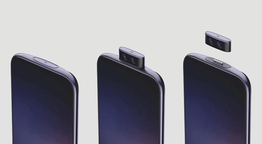 """SCI-TECH : """" Vivo IFEA """" un smartphone avec une caméra amovible"""