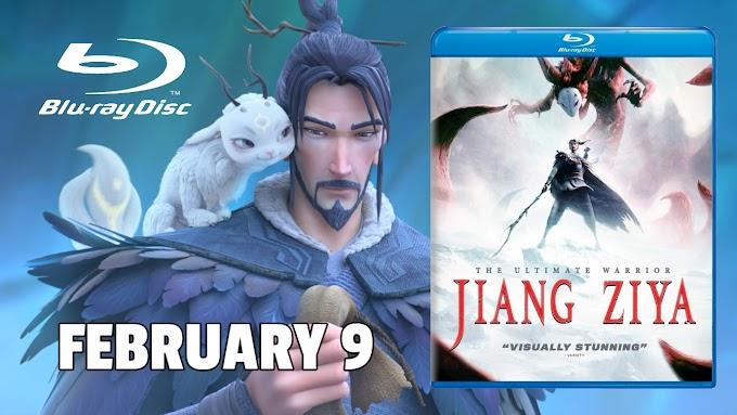 JIANG ZIYA debuting on Digital, Blu-ray & DVD February 9 (Well Go USA)
