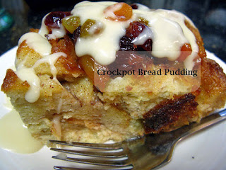 Crockpot Bead Pudding