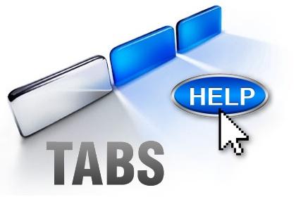 讓 Blogger 側邊欄有個簡易安裝的分頁(TAB)功能__(4) 各種疑難雜症