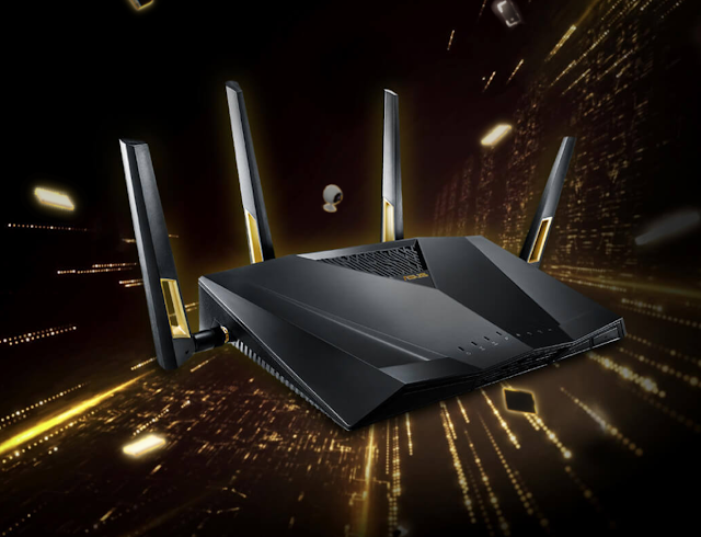 Router Gaming RT-AX88U WiFi 6