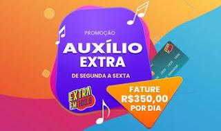 PROMOÇÃO AUXÍLIO EXTRA FM 103,9
