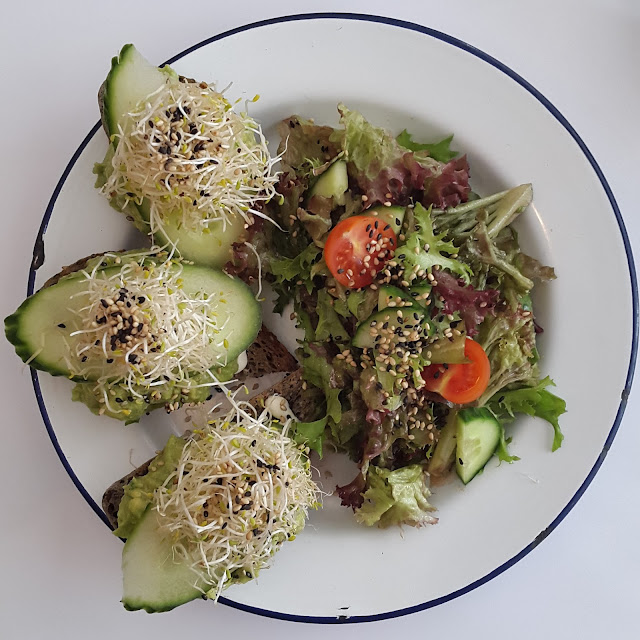 best vegan cafes dubai