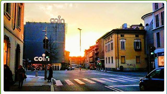 Negozio Bergamo centro investimento