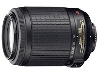 Review lensa Nikon 55-200 mm VR i