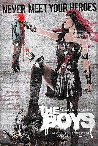 The Boys Season 1 Hindi Dual Audio Complete Download 480p & 720p All Episode