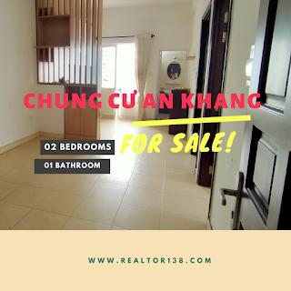 bán chung cư an khang khu nam long lầu 3