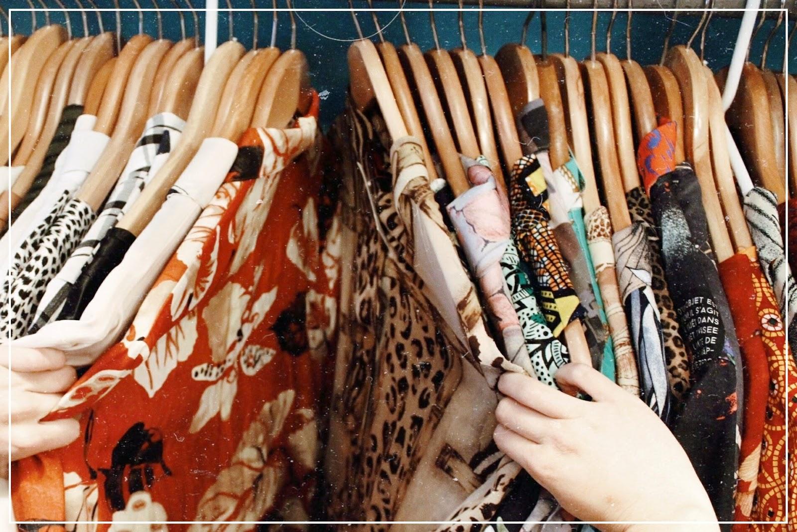 Jak kupować ubrania dobrej jakości. Odpowiedni skład tkaniny to podstawa.