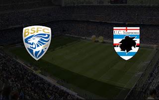 «Брешиа» — «Сампдория»: прогноз на матч, где будет трансляция смотреть онлайн в 19:00 МСК. 01.08.2020г.
