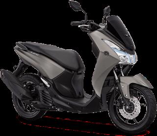 Yamaha Lexi 125, Pilihan Warna Yamaha Lexi Grey