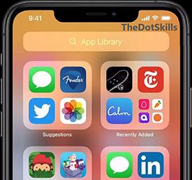 iOS 14 Bêta