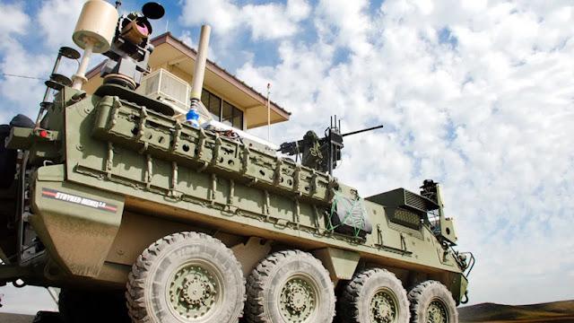 El Ejército de EE.UU. acelera el programa de armas láser de alta potencia