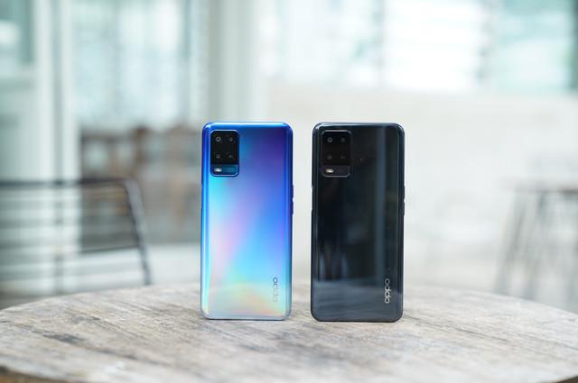 ponsel oppo a54 terbaru