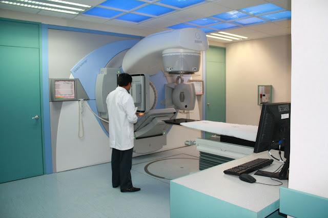 Zaragoza (Siniestro radiológico del hospital Clínico de Zaragoza).