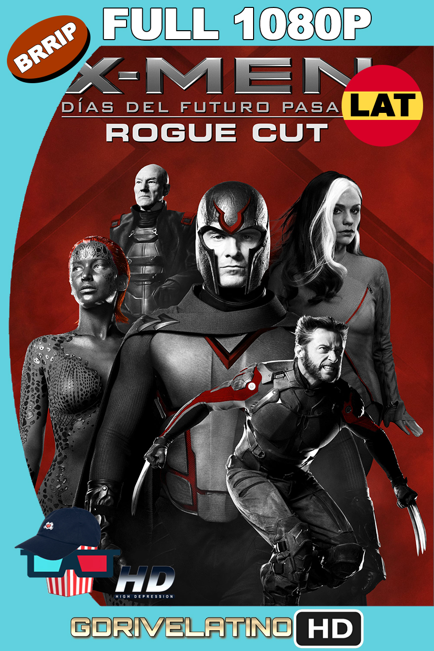 X-Men Días del Futuro Pasado (2014) THE ROGUE CUT BRRip 1080p Latino-Ingles MKV