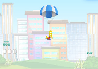 Jogue The Simpsons HTML5 game online