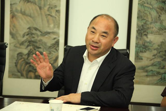 Wang Wenyin, Menjadi Kaya dari Kabel dan Tembaga