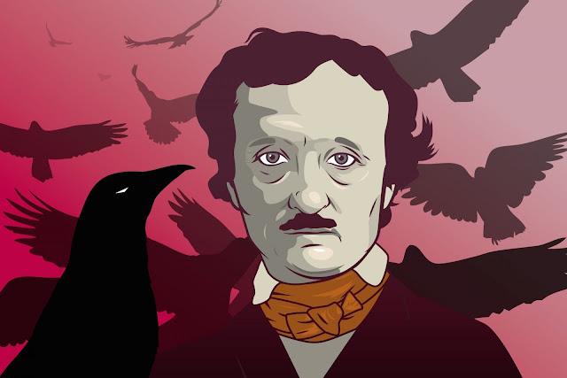 Έντγκαρ Άλλαν Πόε, Αμερικανός Ποιητής, Πεζογράφος, Γέννηση: 19 Ιανουαρίου 1809