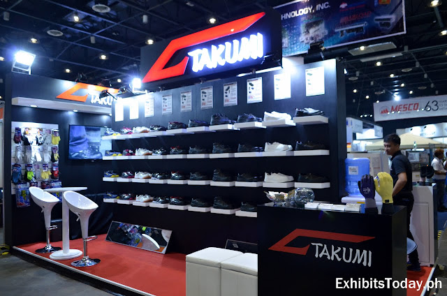 Takumi Exhibit Booth