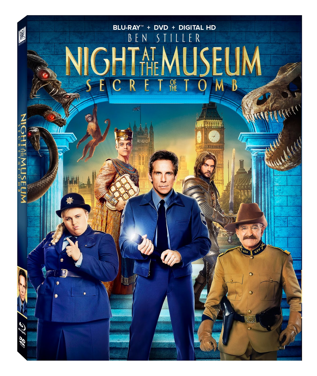 night at the museum 3, robin williams, ben stiller