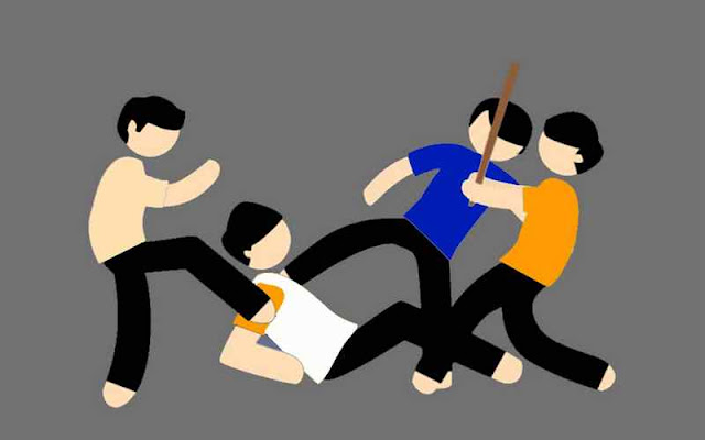 Ilustrasi Orang yang Lemah dan Membutuhkan Bantuan dari LBH