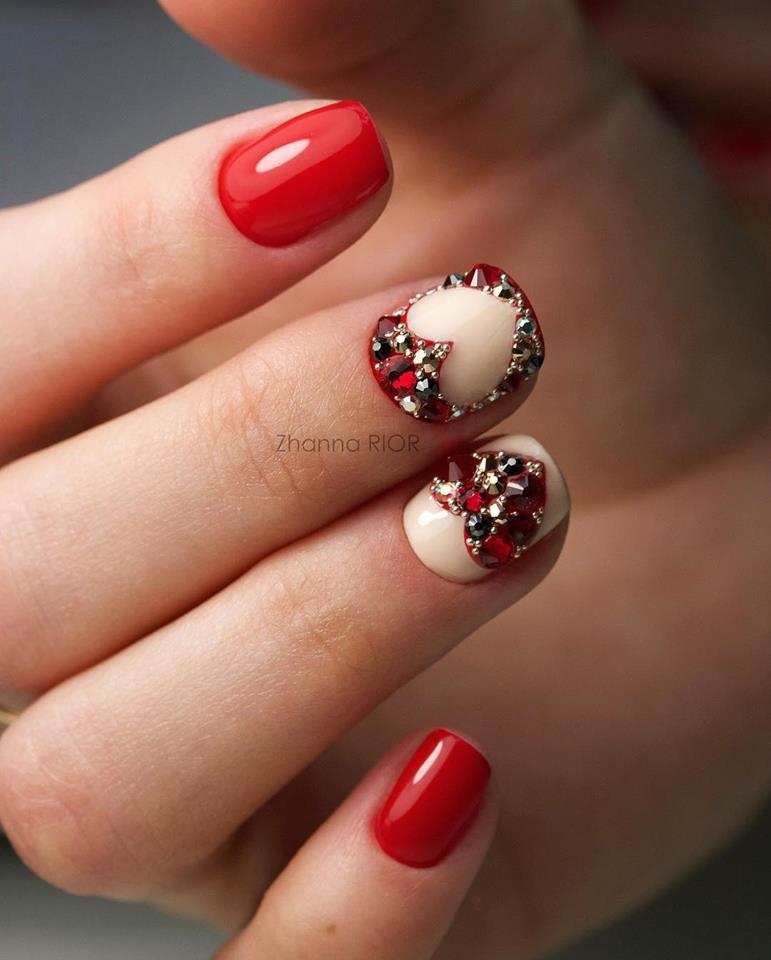 10 Adorable Nail Designs - Motivational Trends