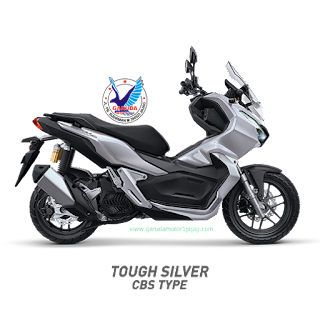 Honda ADV150 Tought Silver CBS