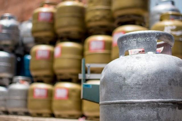 Revendedores de gás de cozinha estimam preço do botijão a R$ 150 ainda em 2021