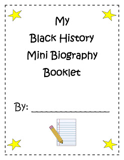 Engaging Lessons And Activities: Black History Mini