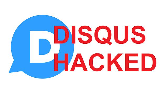 Disqus Di Hack, Lebih dari 17,5 Juta Data Pengguna Dicuri, Begini Untuk Mencegahnya