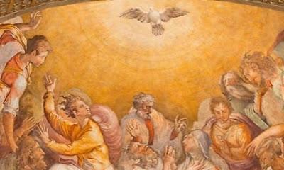 Κυριακή της Πεντηκοστής και την Δευτέρα του Άγιου Πνεύματος;