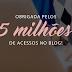 Blog panorama notícias atinge 5 milhões de acessos