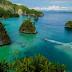 Keindahan Teluk Laguna Kaimana Papua Barat