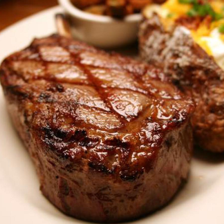 Culinary Physics: Flavorful Rib-Eye Steaks with Cognac ...