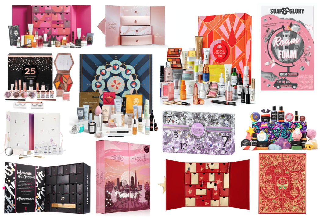 Beauty Advent Calendars 2020: Luxury and High Street Options (£20 - £425)
