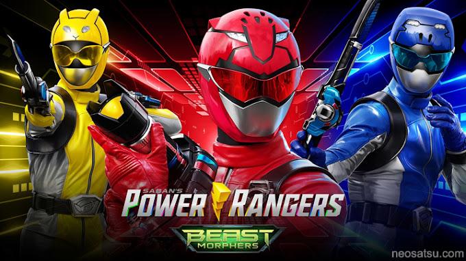 Power Rangers Beast Morphers Season 1 Batch Subtite Indonesia
