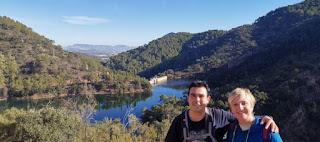 Ruta de los Órganos de Benitandús desde Benitandús. Provincia de Castellón.