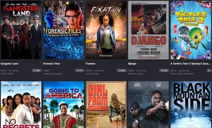 Sites gratuitos para assistir filmes e documentários em Inglês