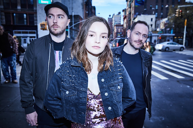 CHVRCHES Announce Spring Us Tour Including Aragon Ballroom Concert On May 2