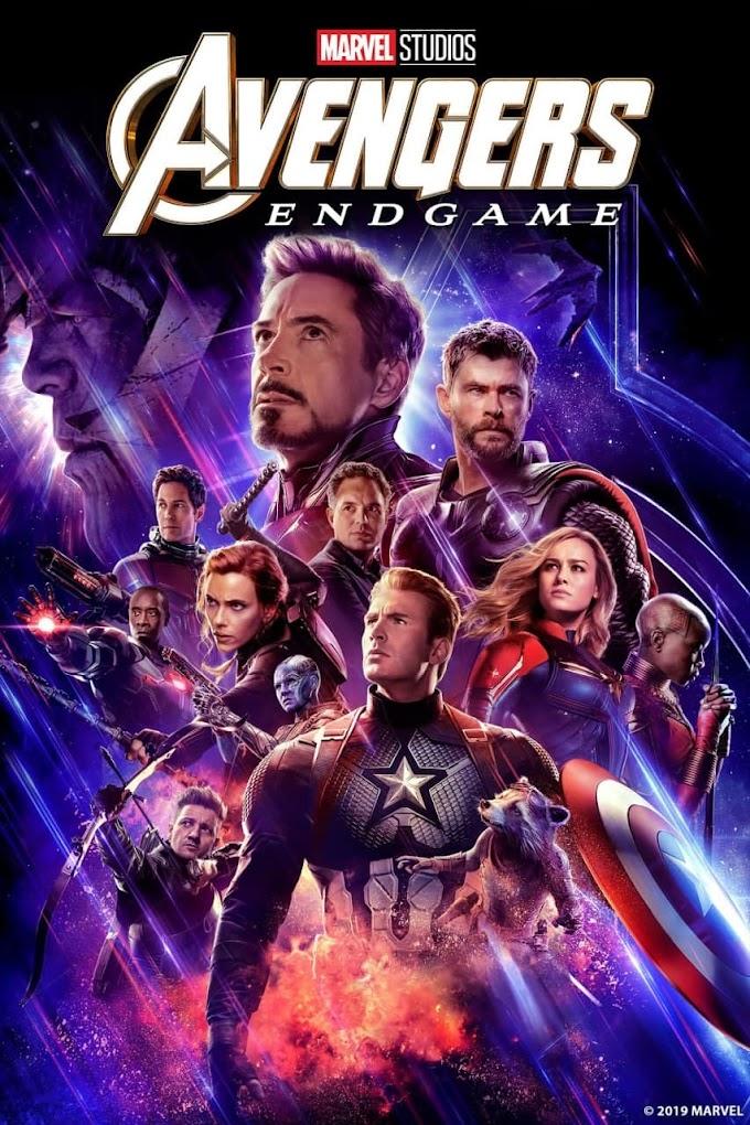 Avengers Endgame 2019 Kurdi